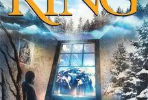 STEPHEN KING / STEPHEN KING / by Ann Fowler