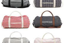 Country Road Tote Bags