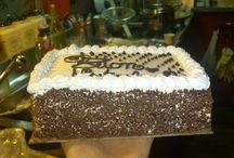Torta al cioccolato e panna