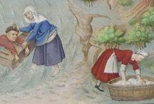 Dragt - Undertøj 15th century