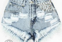 Missdenim - New arrivals / Cute ripped & studded stuff designed especially for ladies ♥