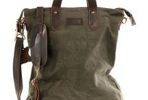 LECONI ♥ grüne Taschen