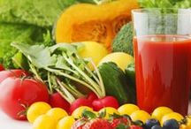 Juicing recipes / Fruits and veggies