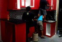 kitchen set sentul, tukang kitchen set sentul, bikin kitchen set sentul