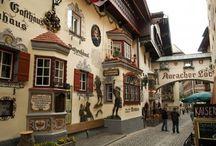 Austria (Oostenrijk) / Nice thing about Austria