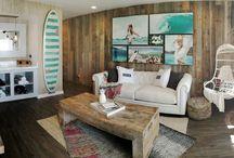 Beach shack ideas