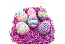 crochet easter