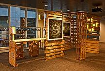 Exhibitions - ideas