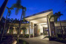 Reception in Lotus Villas & Resort Hua Hin / Reception in Lotus Villas & Resort Hua Hin