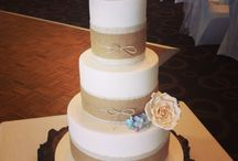 Rustic wedding for Janene