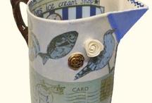 Pottery & crafts