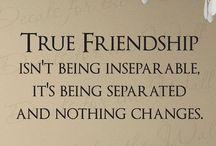 Friendship / Prietenie