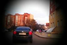 Road Tomsk