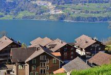 Travelling: Switzerland, Germany etc.... / Beauty places of the World:  Switzerland - Schweiz - Suisse - Svizzera - Suiza - Suiça - Zwitserland - Sveits