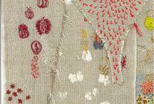 Art. Textile stitching