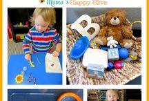 Montessori Prereading Activities