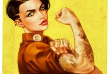 We Can Do It ! / #RosietheRiveter from World War II #equalmovments