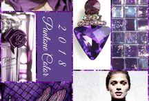 Violet Pantone 2018
