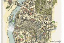 Maps: Settlements