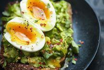 Eggs Picturesque