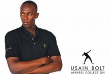 Living Legend Usain Bolt / The fastest man in history...to di world!  Sun Island Jamaica is the only licensed manufacturer of Usain Bolt apparel + key ring collection in the island.  * Available in store only