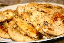 Chicken recipes / by Dawn Armbruster