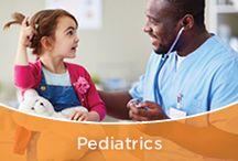 Pediatrics / Pediatric care from Kosair Children's Hospital, a part of Norton Healthcare.