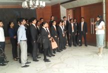 INLEADers @The Leela Ambience / The Event Management and PR students of Jul'15 Batch visited  The Leela Ambience Gurgaon Hotel & Residences today and got an understanding about Venue Recce and Event Operations. Here are some glimpses from the visit.