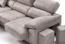 sofas, sillones, sillas, taburetes