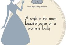Inspirational Beauty Quotes / Inspirational Beauty Quotes