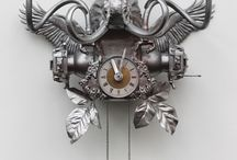 Unique Wacky Cuckoo Clocks