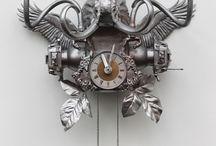 Unique Cuckoo Clocks