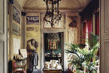 NEOCLASSICAL HOME, VINTAGE, ANTIQUE´S design, decoration