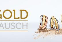 Goldene Zeiten / Auf dieser Pinnwand findest du alles rund um das Thema Gold! Wunderschöne Schmuckstücke sowie Inspirationen und Zitate.