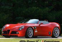 Cars Alfa Romeo