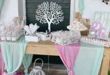 Little Birds / Christening Decoration