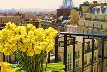 Let's go to Paris  / by Ashley Klausner