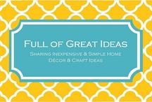 Crafts & DIY / by Kayla Snead
