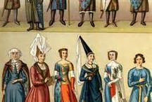 idées civile Behourd / Projet de costume Historique.