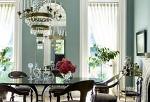 Dining Rooms / by Amy, At the Pink of Perfection