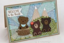 Stampin' Up! - Foxy Friends