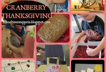FIAR Cranberry Thanksgiving