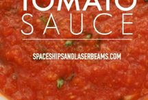 Sauces homemade