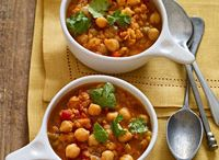 EAT • Soups, Stews & Chili / All things warm and wonderful.