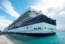 Cruise i Karibia
