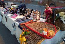 mercatino di BORGOMARINA - CERVIA (Ra) / by giochi di crochet ravenna