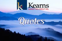 Quotes / Business and Inspirational Quotes