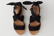Kicks and baggage / Shoes and bags