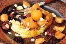 Desserts / melons Le Rouge Gorge en Desserts