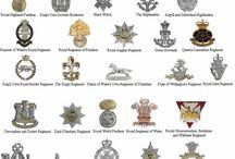 WW1 badges